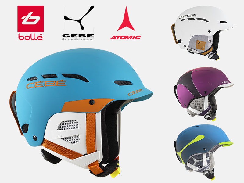 Nouvelle collection de casques 2016/2017